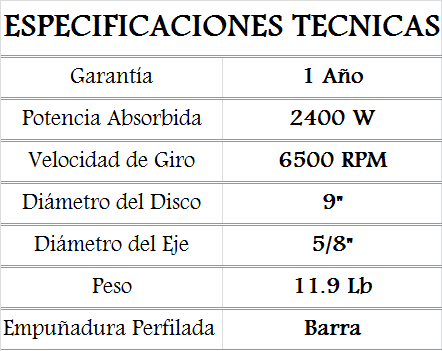 media wysiwyg Bosch Pulidoras Pulidora GWS 24 230 gws 24 230 Tornillos del Sur Importaciones
