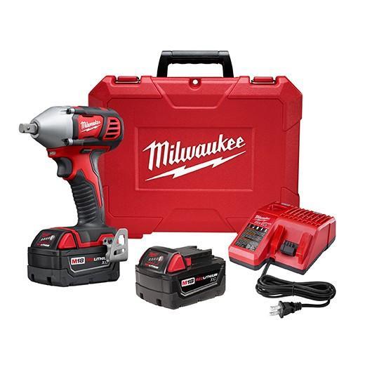 Pistola de impacto 2659-22 Milwaukee-458