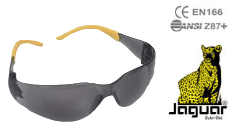 Gafa sin Anti Fog Lente Oscuro Jaguar -0